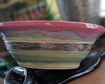 Sweet Tea Pottery Bowl