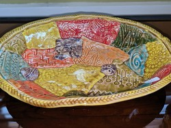 Sweet Tea Pottery Mosaic Bowl