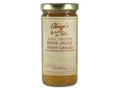 Jelly Pinot Grigio w/ Habaneros & Curry